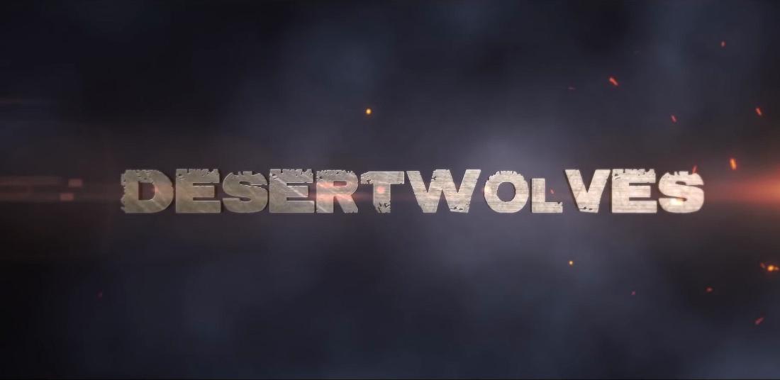 Desert Wolves MCC